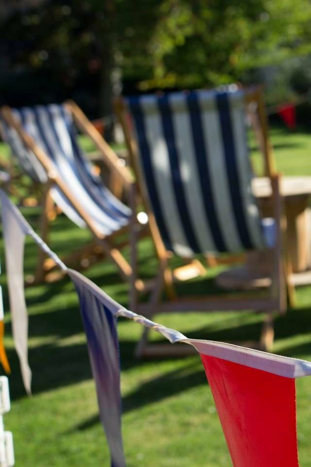 Bunting Hire & Deckchair Hire