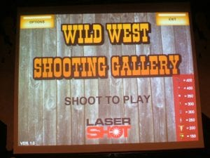 Shooting Simulator Hire