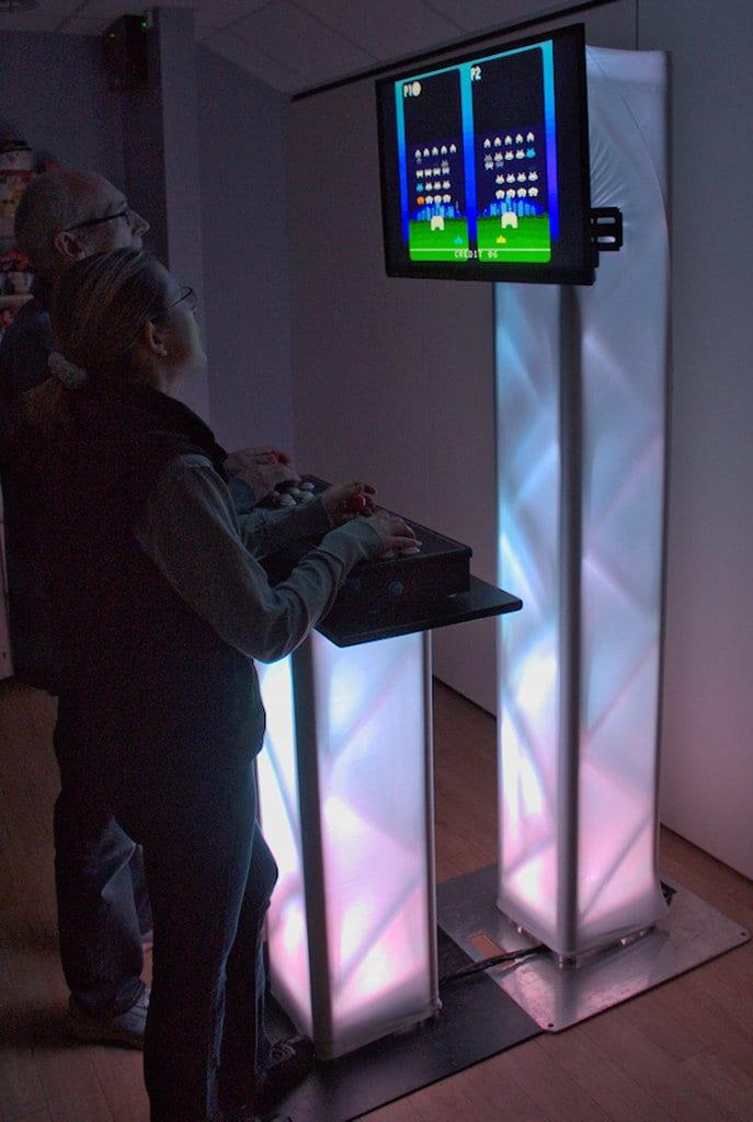 Retrp Arcade Games Hire